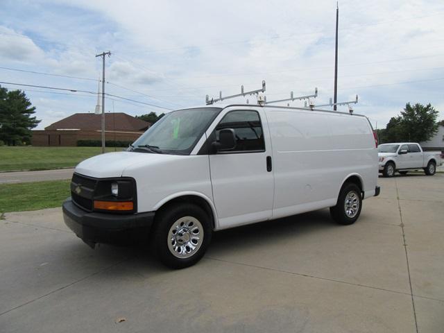 2013 Chevy Express G1500 Work Van