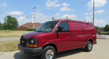 2009 GMC Express Van Savanna 2500 Cargo